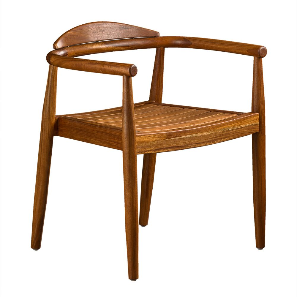Superb Mid Century Modern Style Teak Dining Chair Mecox Gardens Bralicious Painted Fabric Chair Ideas Braliciousco