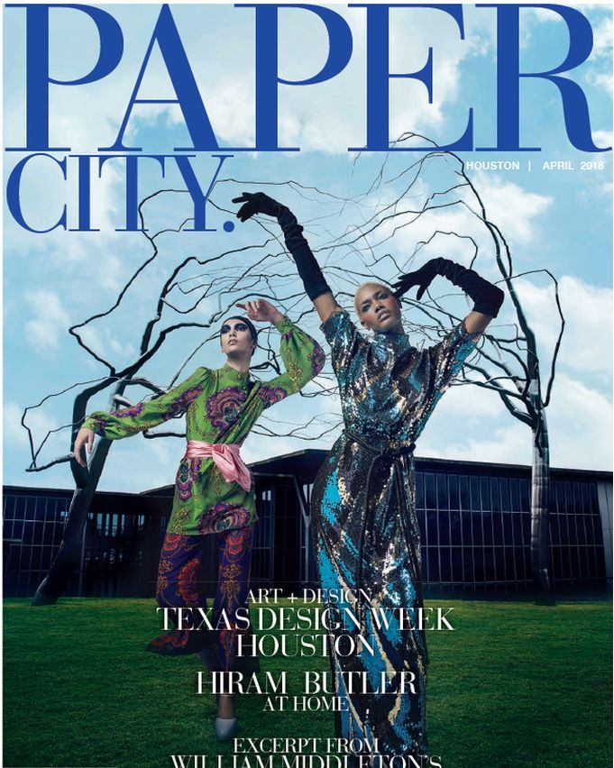 Mecox Featured In Papercity Magazine Mecox Gardens