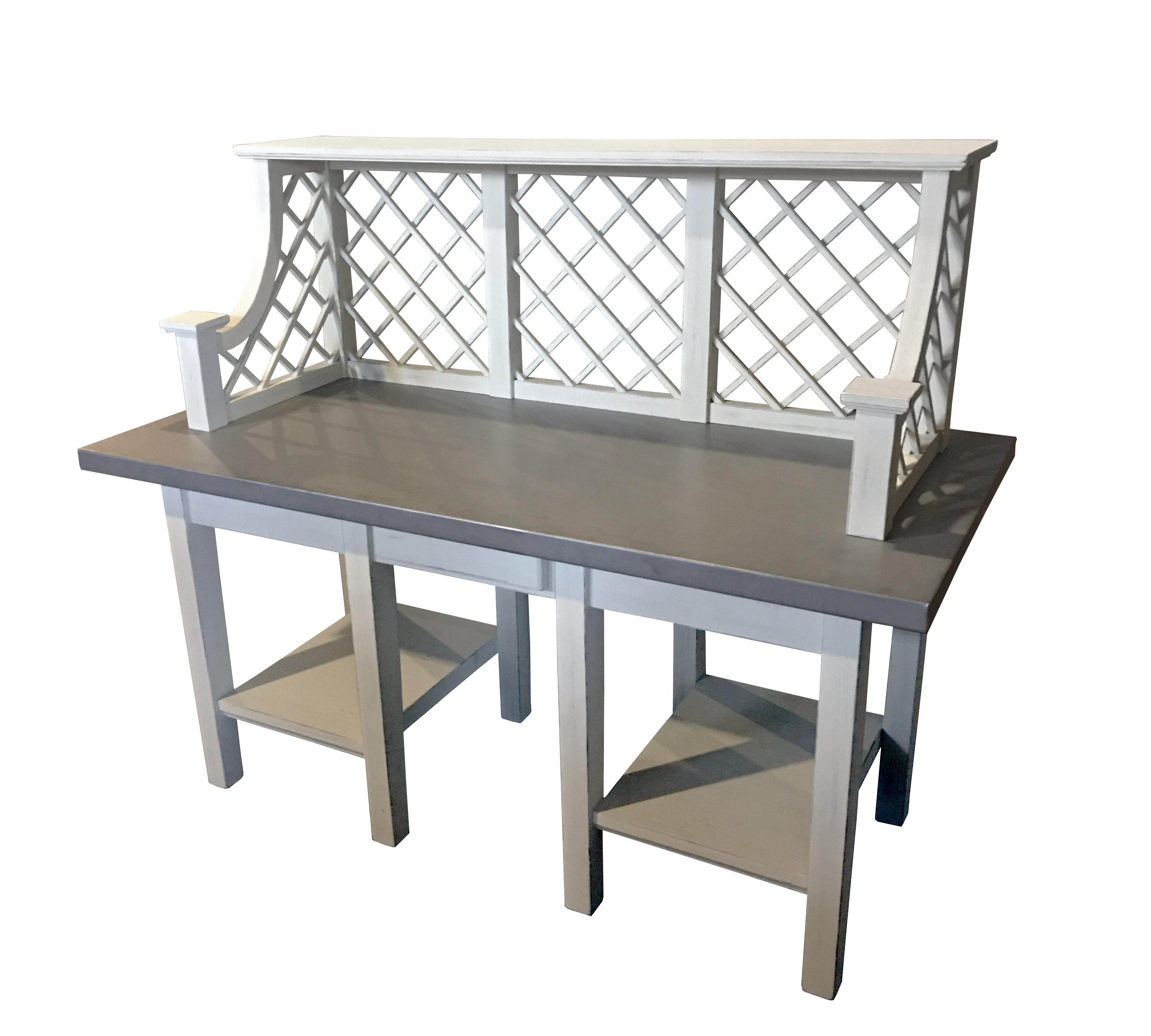 Potting Bench or Desk - Mecox Gardens