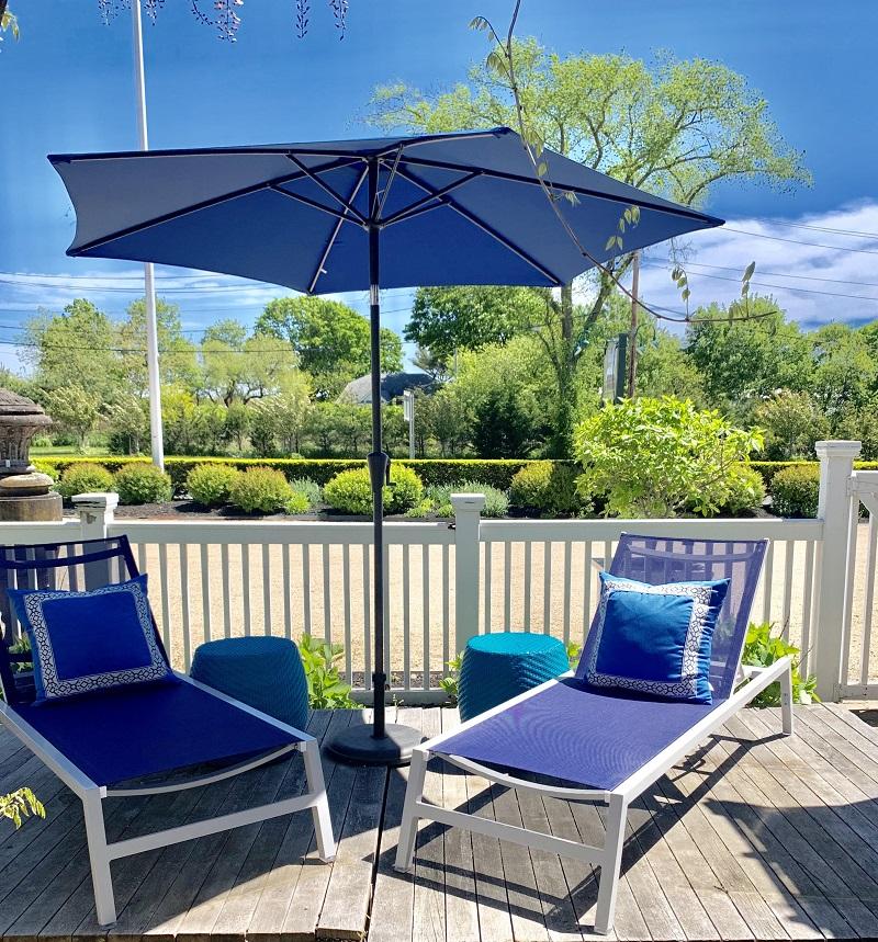 Flo Lounge Chair Mecox Gardens