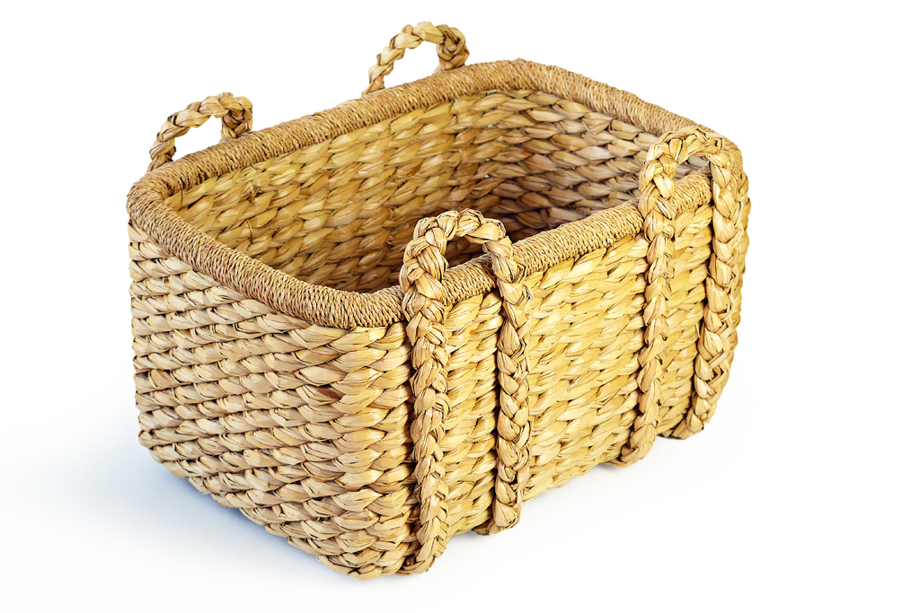 9cf516b2991 Rectangular Log Baskets - Mecox Gardens