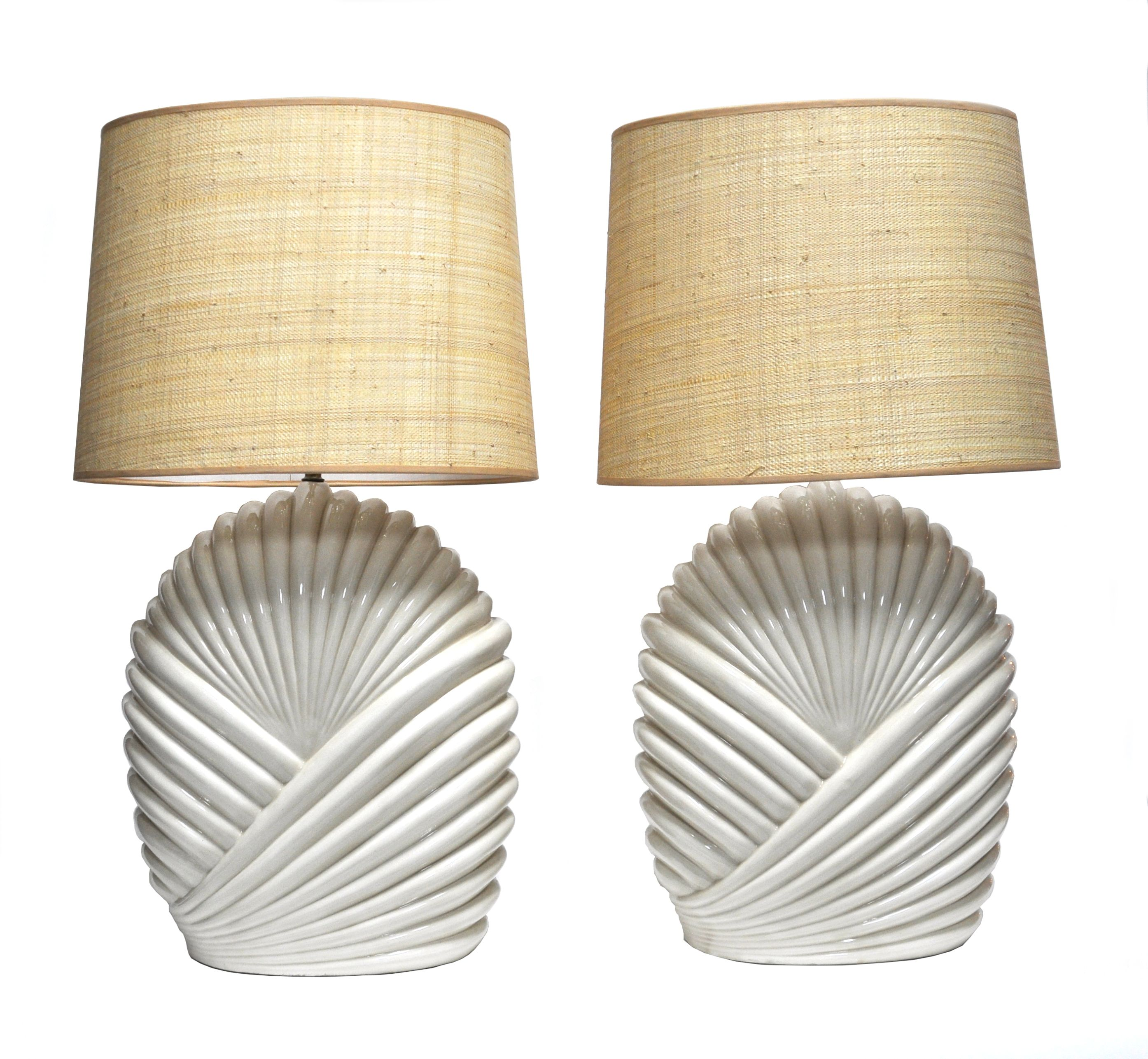 table pbteen shell lamp lamps products capiz o