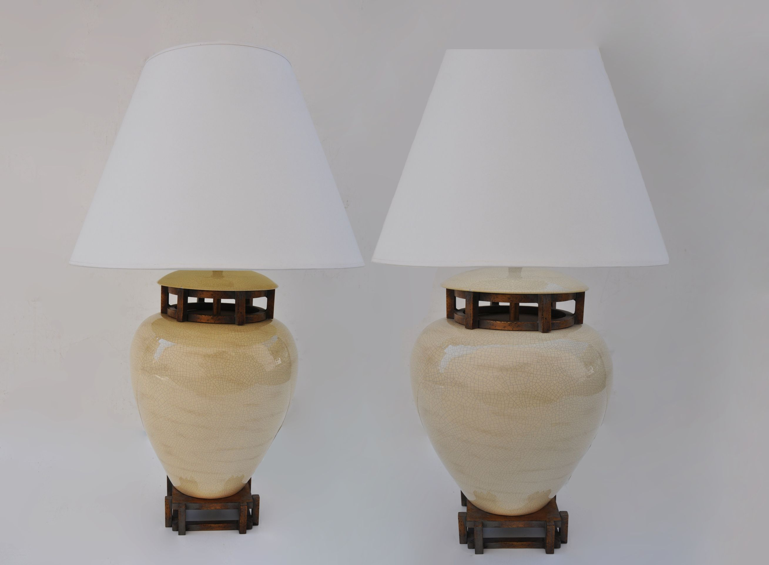 table tommaso set barbi ceramic for lamps vintage by lamp of