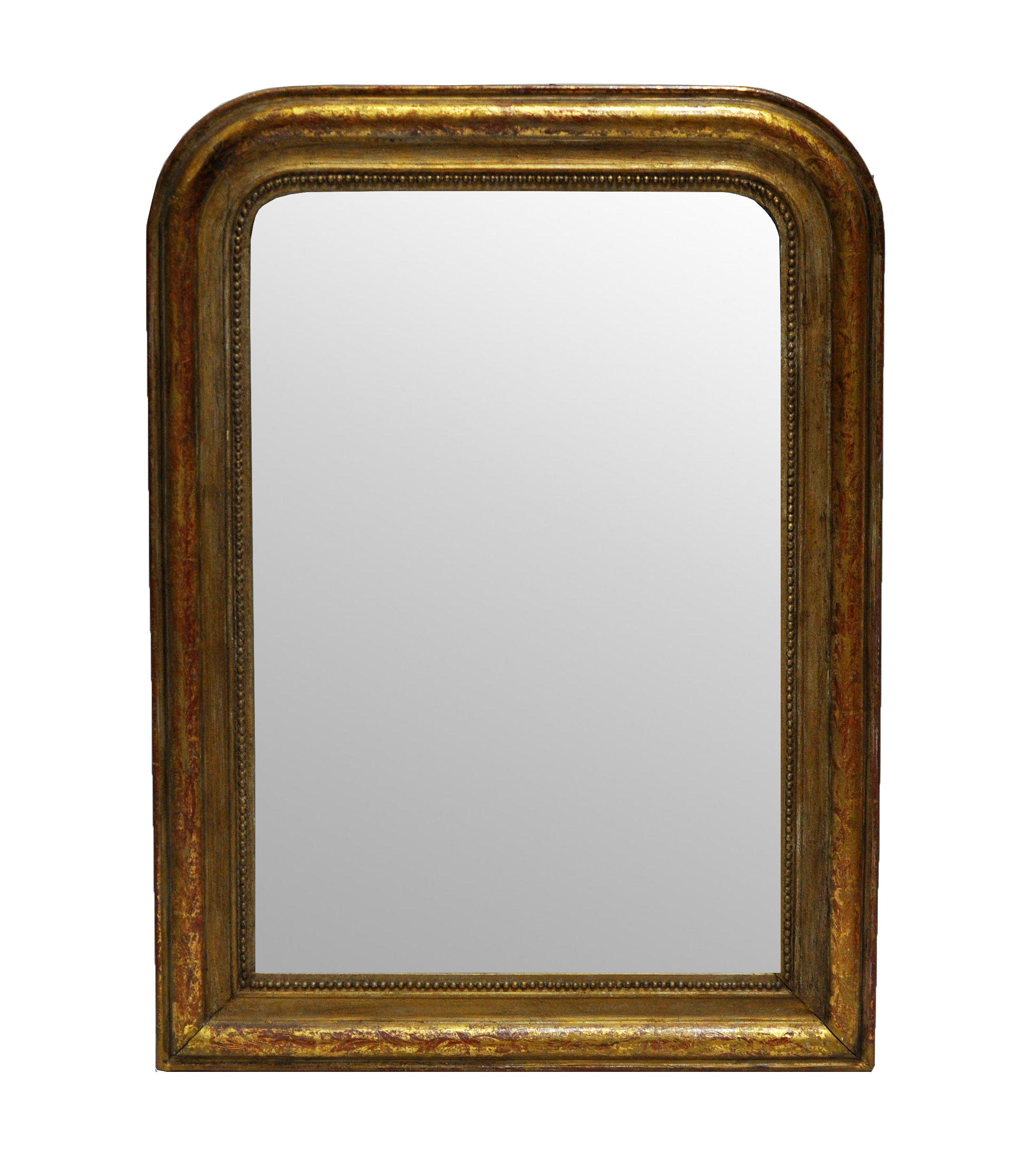 Finest Antique French Mirror - Mecox Gardens TA84