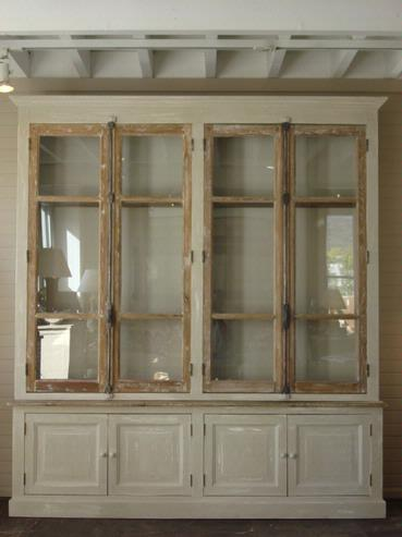 four door french cabinet - mecox gardens
