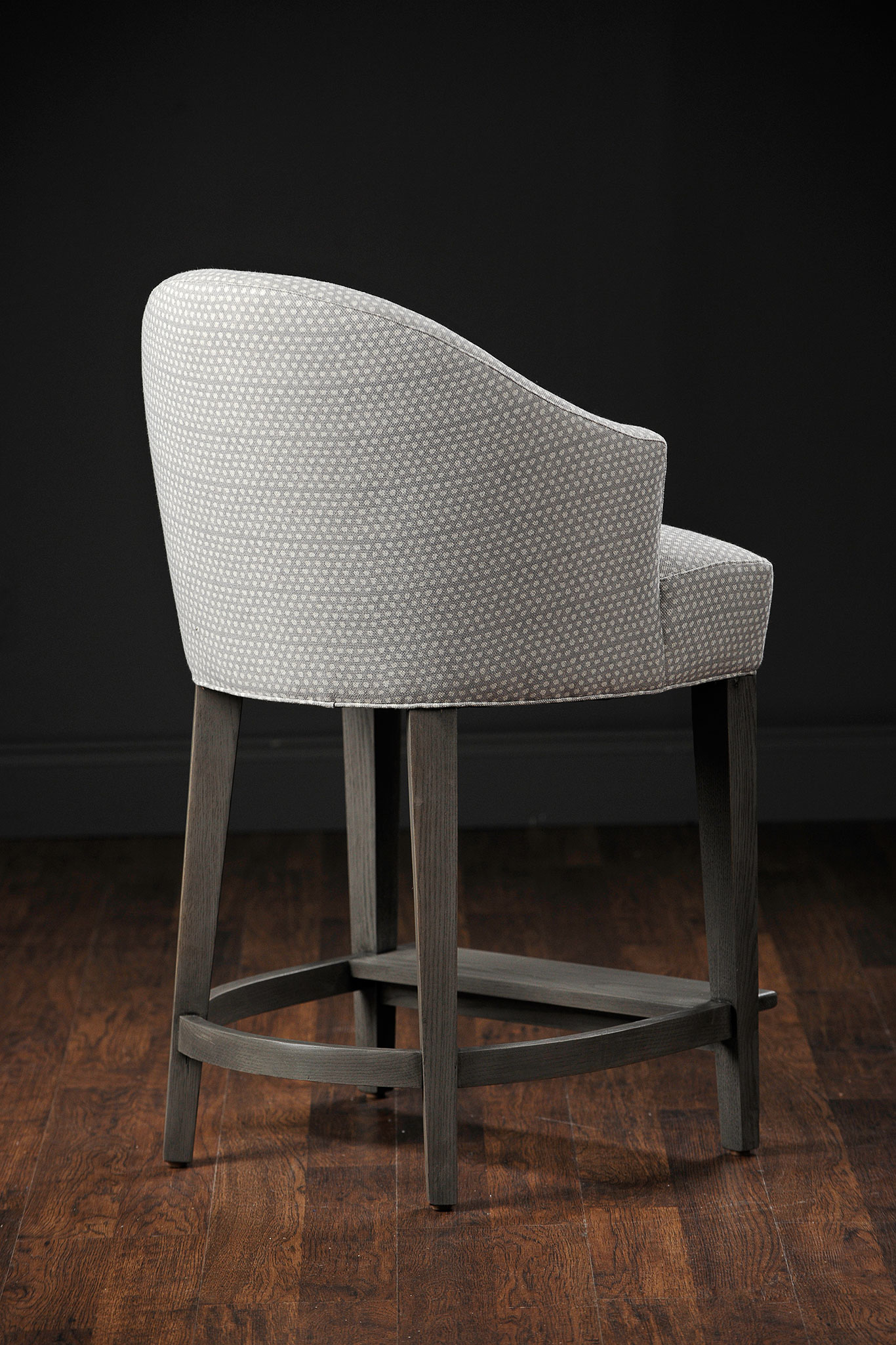 Wendy upholstered counter stool