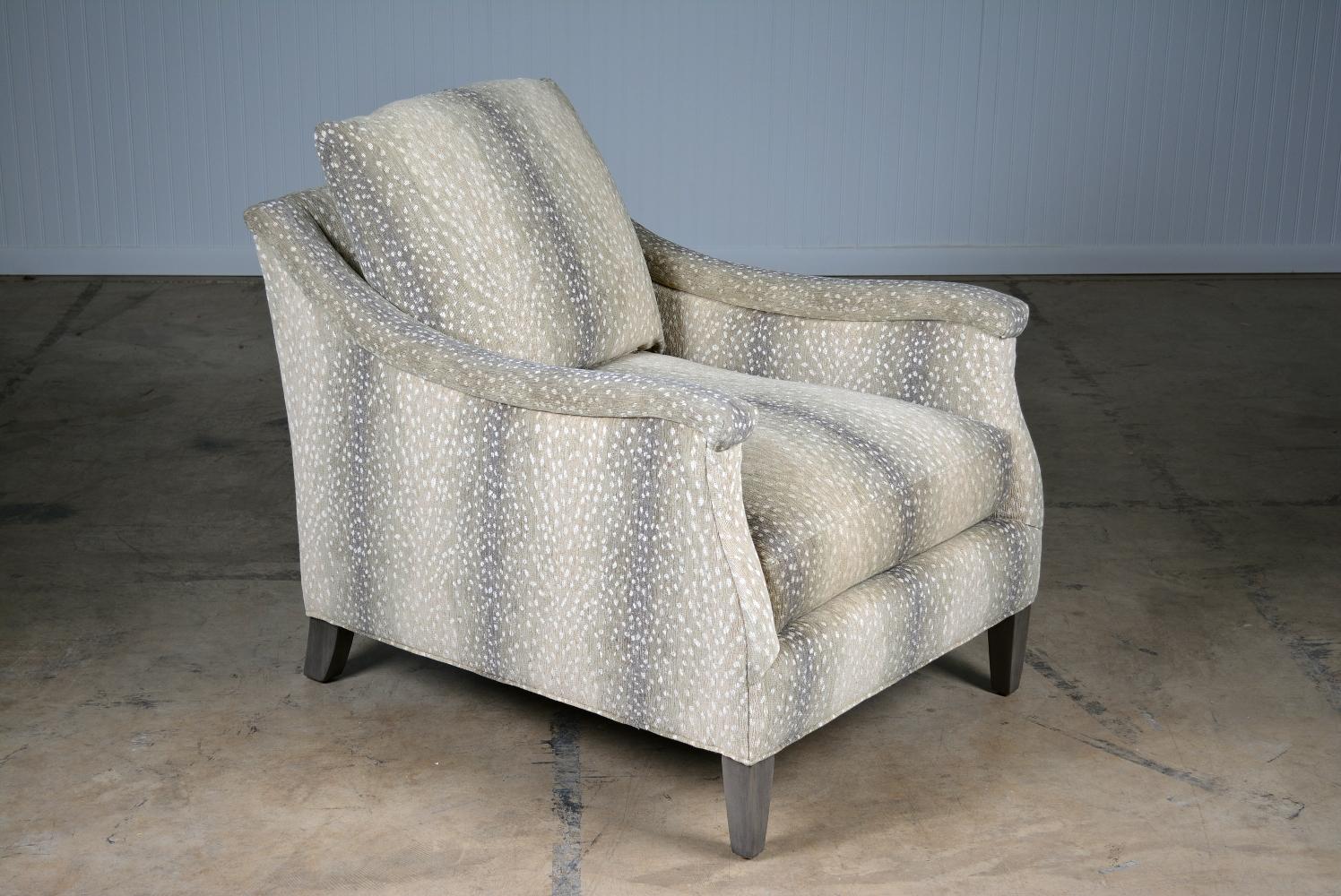 Savannah Upholstered Arm Chair