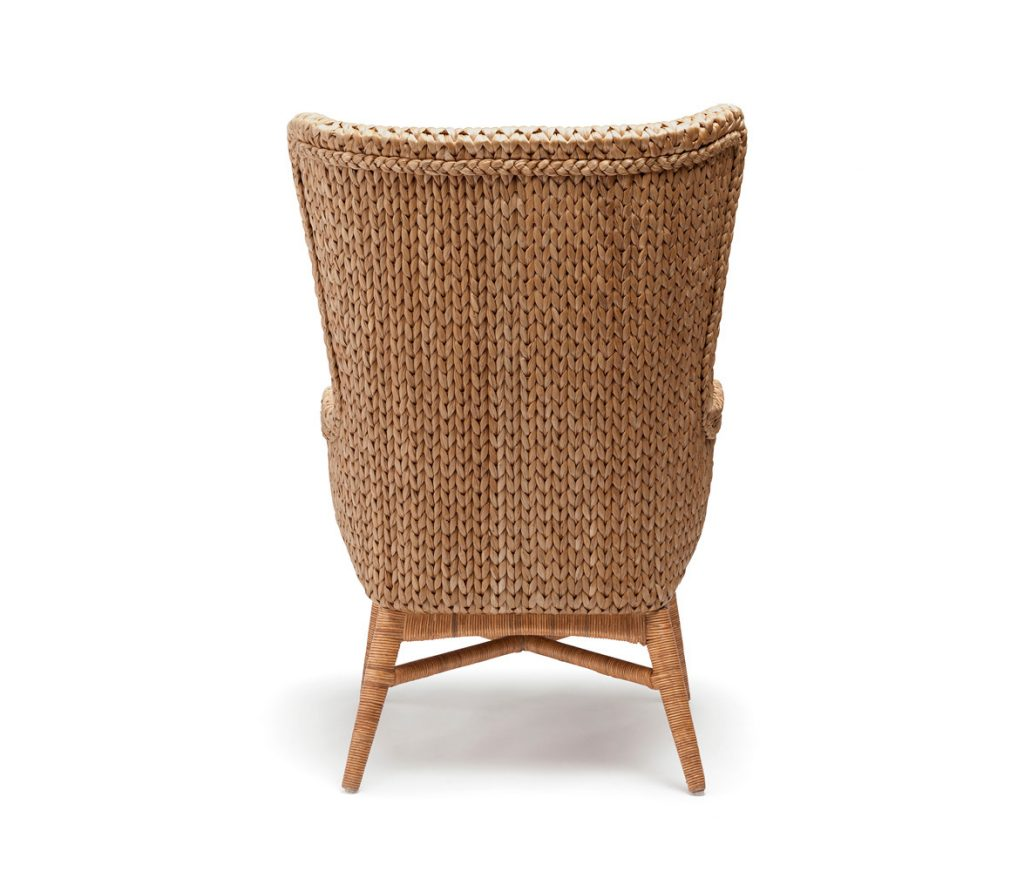 Dillard Seagrass Lounge Chair