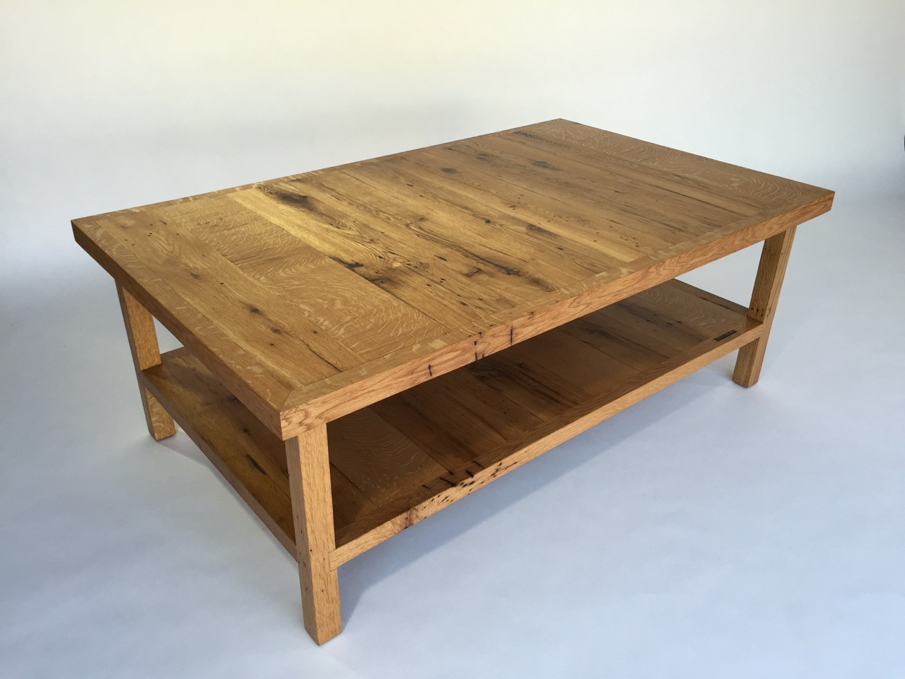 Unavailable   Big Sur White Oak Coffee Table
