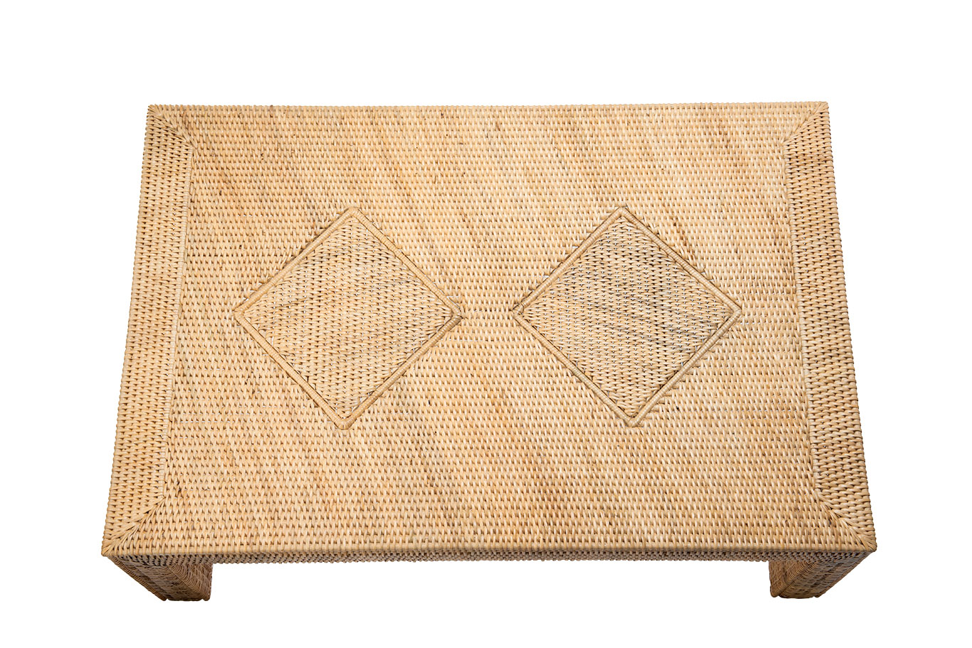 Cooper Woven Coffee Table
