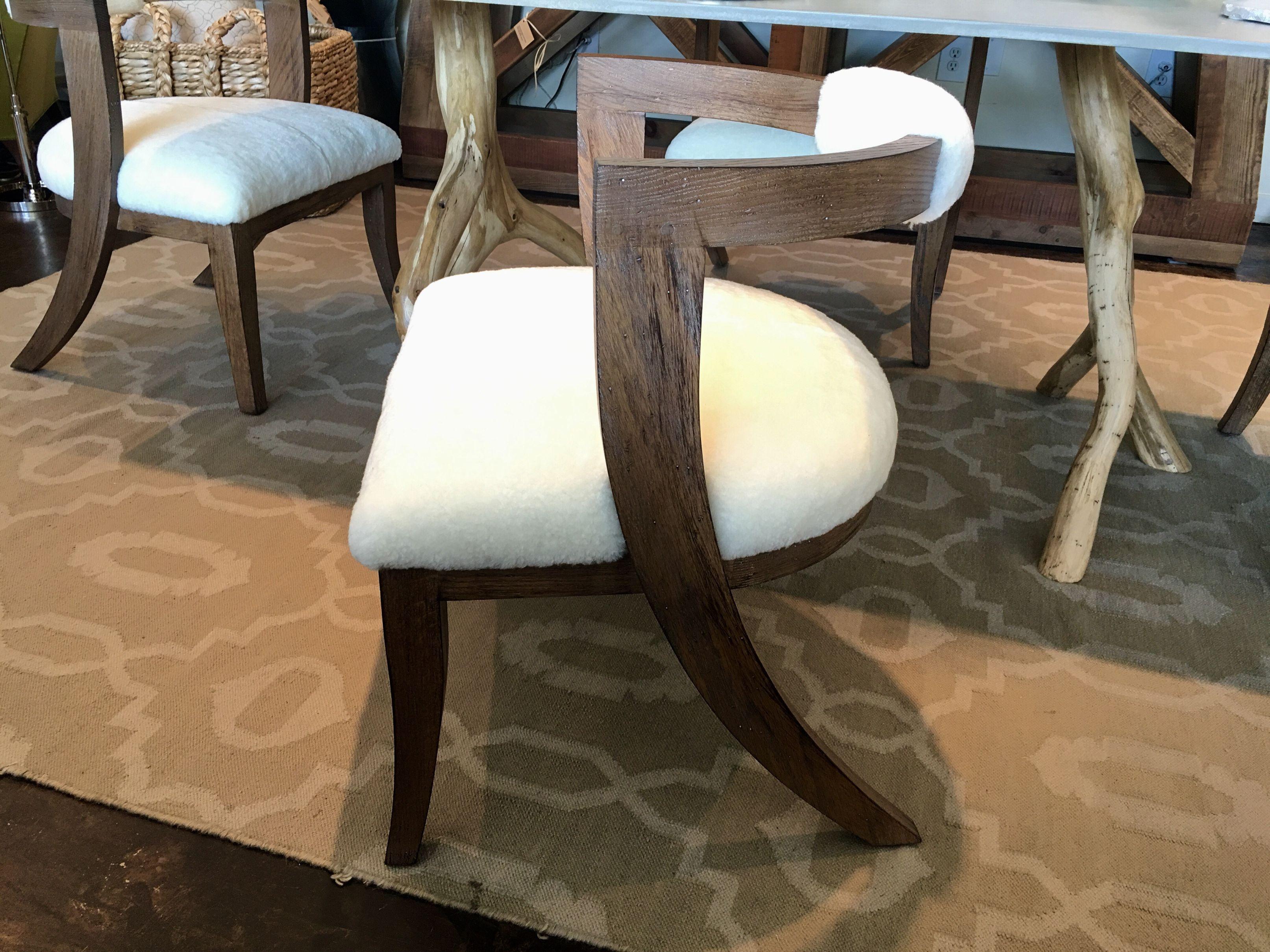 Astonishing Barrel Back Klismos Style Dining Chair Mecox Gardens Dailytribune Chair Design For Home Dailytribuneorg