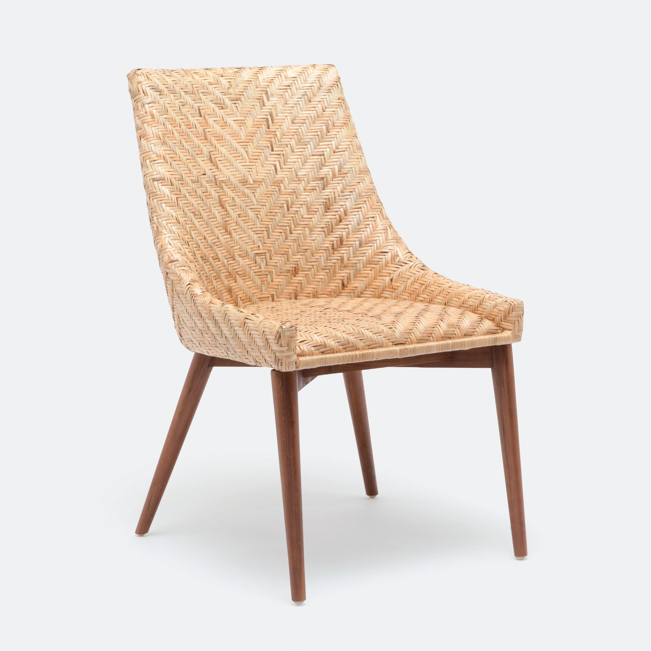 Cheap Wicker Chair: Woven Rattan Dining Chair