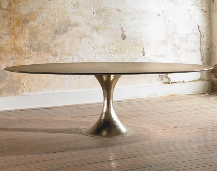Dakota Oval Dining Table