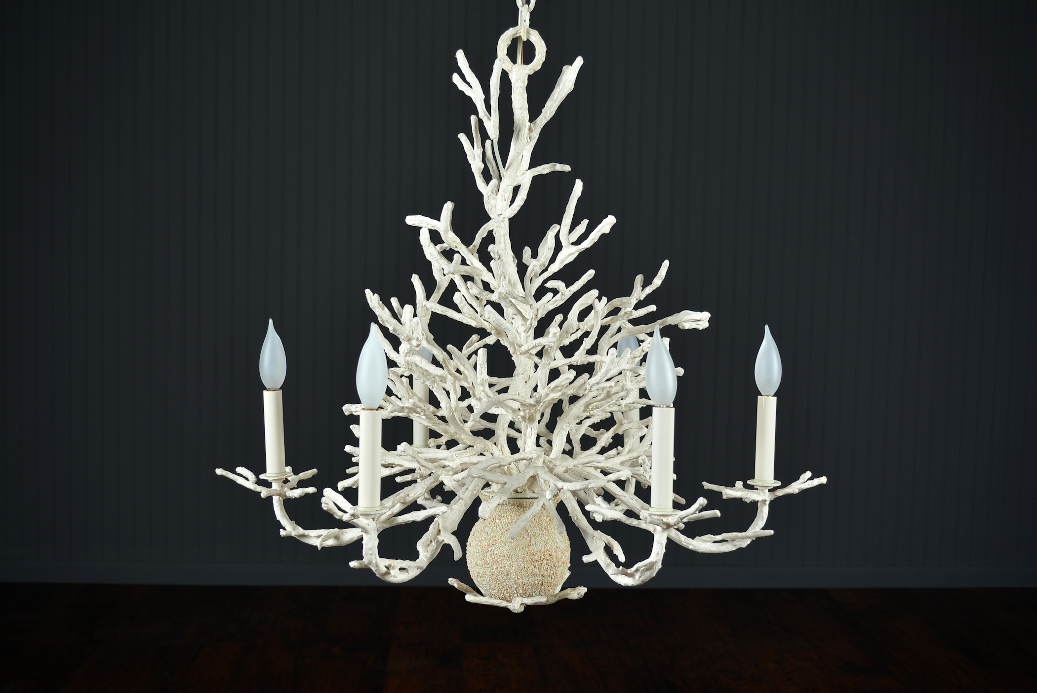 Small faux coral chandelier mecox gardens small faux coral chandelier aloadofball Gallery