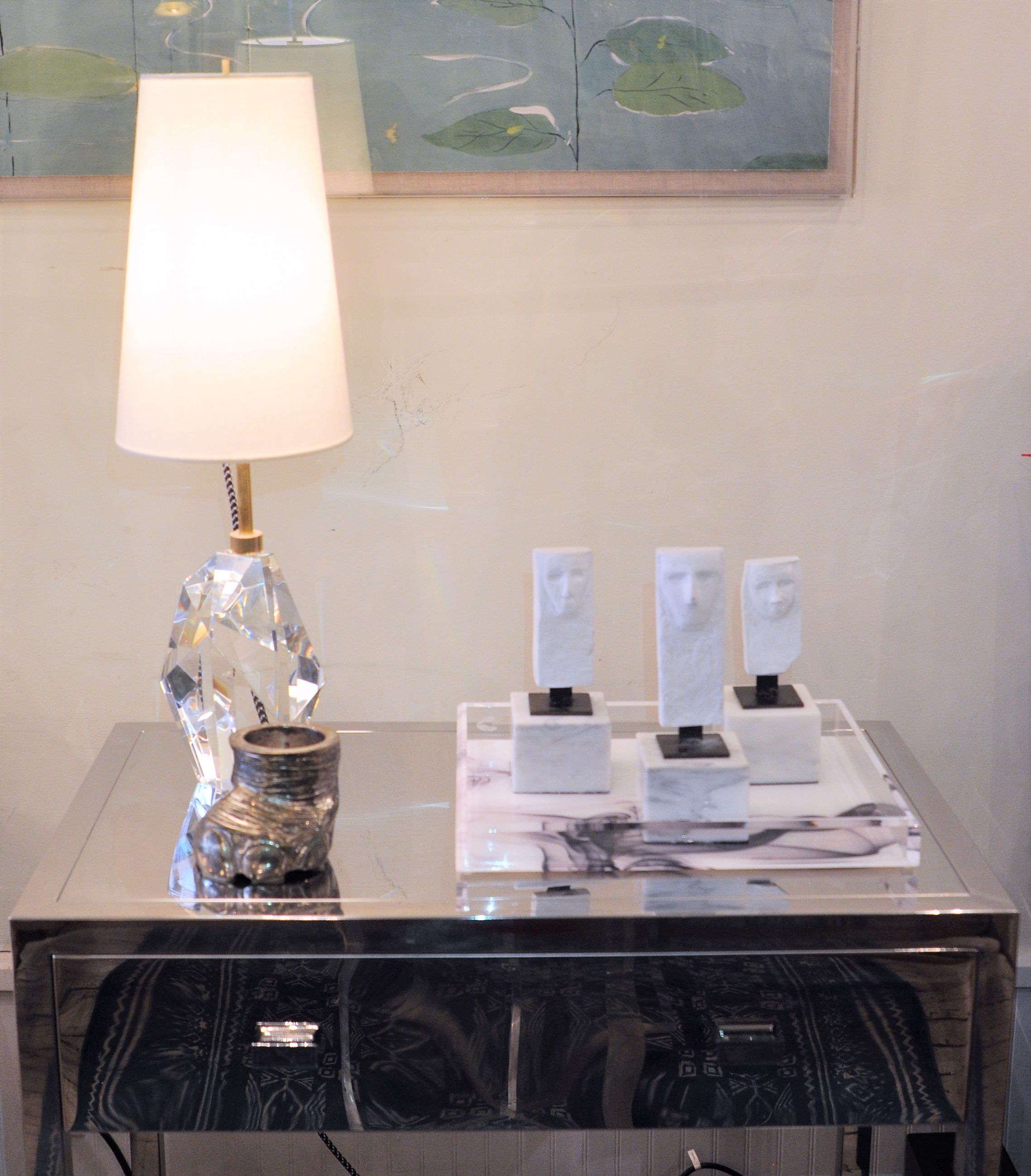Kelly Wearstler Halcyon Table Lamp - Mecox Gardens
