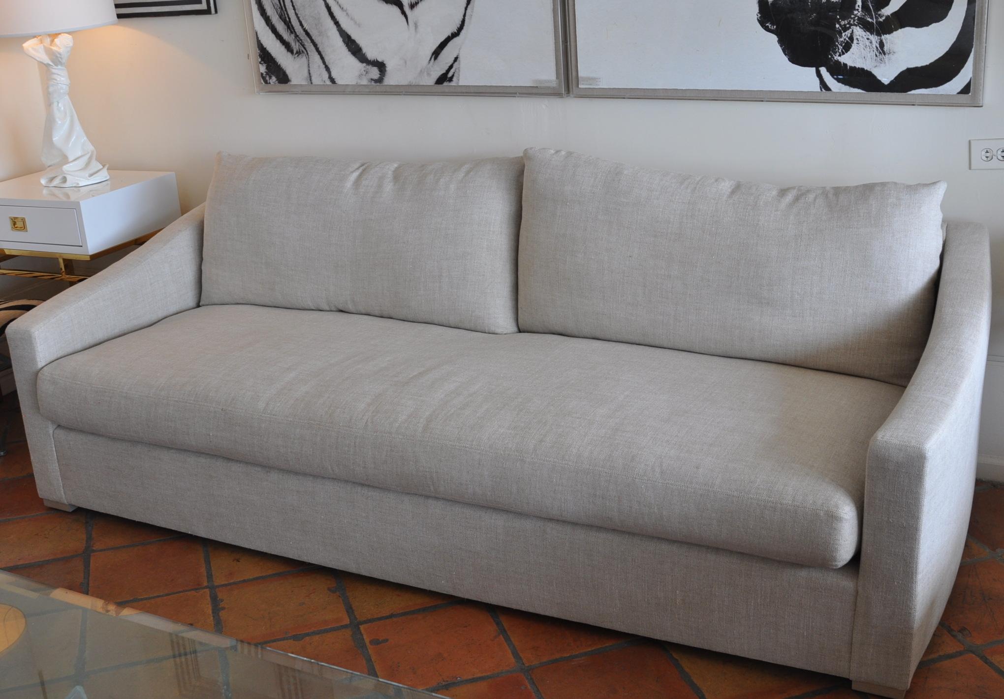 Duke Upholstered Sofa