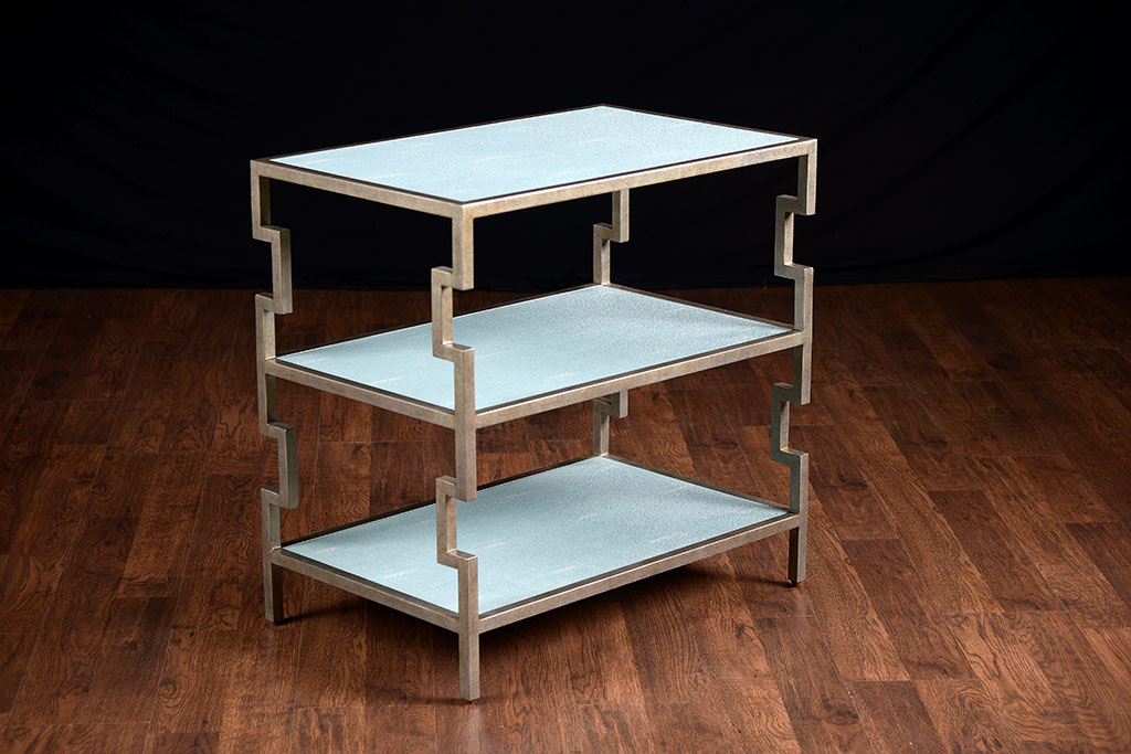 Rosa Three Tiered Side Table