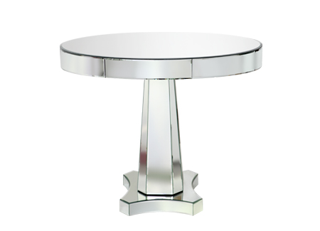 Superieur Slim Mirrored Hall Table